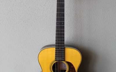 Just added to the store: Used 2018 Martin 000-28EC Eric Clapton Signature Model Steel String Acoustic Guitar
