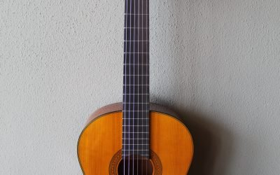 Just added to the store: Yamaha CG142CH Nylon String Classical Guitar with Gig Bag