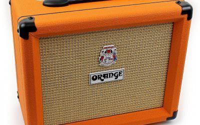 Just added to the store: Orange Crush 20RT 8″ 20 Watt Combo Amplifier