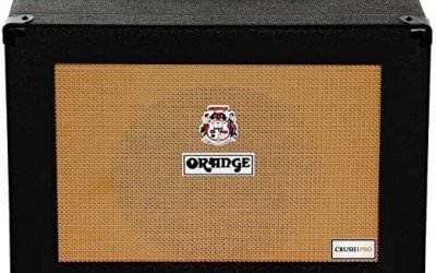 Just added to the store: Orange Crush Pro CR60C 12″ 60 Watt Combo Guitar Amplifier – Black