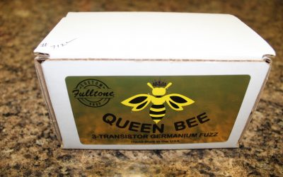 Just added to the store: Used Fulltone Custom Shop Queen Bee (CS-QB) Guitar Pedal